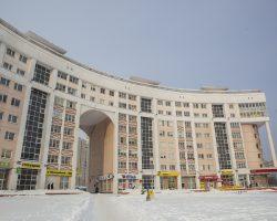Жилой дом по Рокоссовского