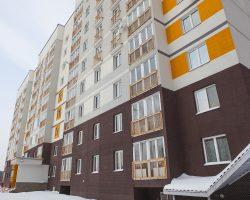 Жилой дом по ул. Якубова