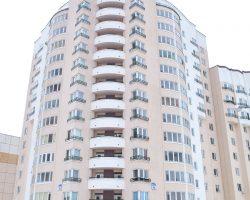 Жилой дом №22 в мкр-не Масюковщина-3