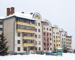 Жилой дом по ул. Слободской