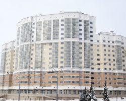 Жилой дом №4 в мкр-не Малиновка-1