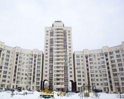 Жилой дом №17 и №20 по ул. Алибегова