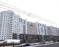 Жилой дом по ул. Хмелевского