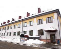 Модернизация здания скорой медицинской помощи по ул. Захарова
