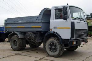 maz-5551-05 10 т