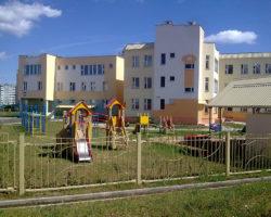 Детский сад в м-не Каменная Горка