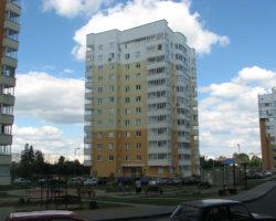 Жилой дом по ул. Есенина