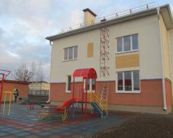 Жилой дом для сирот