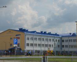 Школа в д. Лесковка