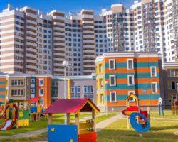 Детский сад в микрорайоне Минск-Мир