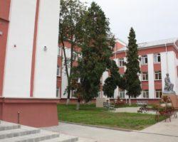 Открытие гимназии №75 в г.Минске