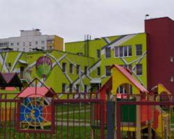 Детский сад в мкр-не Михалово