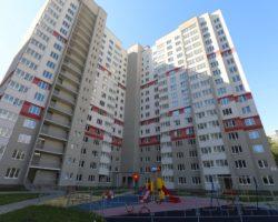 Жилой дом в квартале улиц Щорса-Грушевская